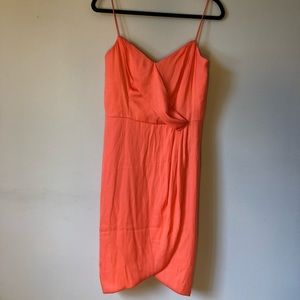 New Banana Republic Creamsicle Dress